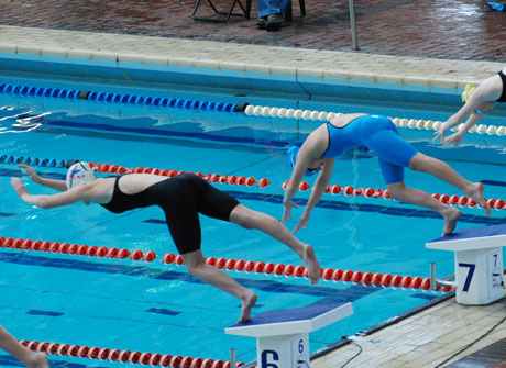 CSC | Champion Swimming Club | NTS records